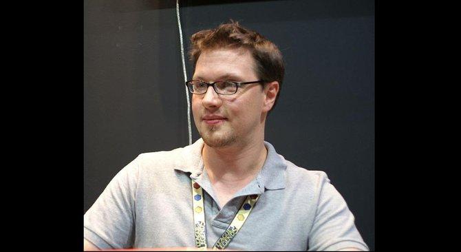 """Die Geschichte dreht sich um den Entwickler Ryan """"Morello"""" Scott."""
