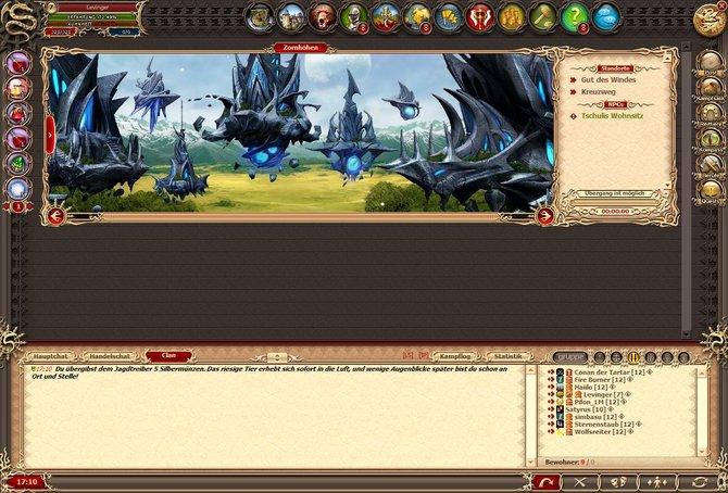 War of Dragons ist ein kostenloses Browsergame, das keinem Download oder Installation bedarft.