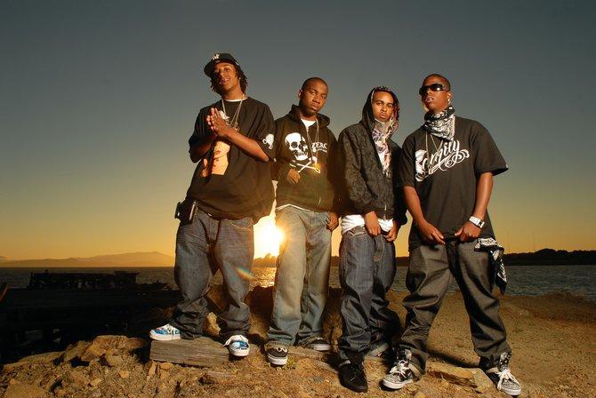 Das Studium diverser Rap-Videos kann in Los ...