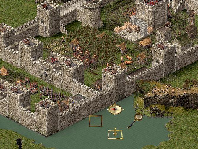Продолжение знаменитой серии игр Stronghold. В этой игре нашли свое идеаль