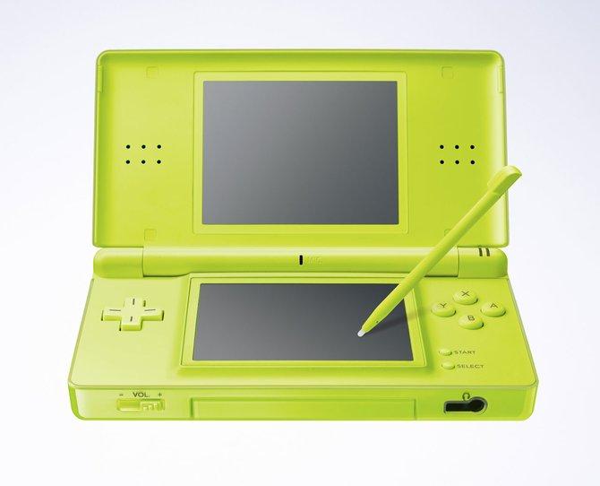 Der Nintendo DS feiert auch mit den neuesten Versionen ...