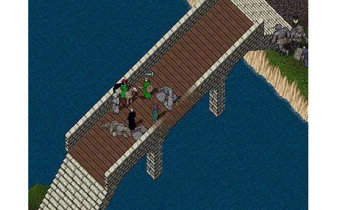 Ultima Online ist der Urvater, Diablo ...