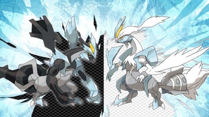 Schwarzes und Weißes Kyurem sind die neuen Legendären Pokémon
