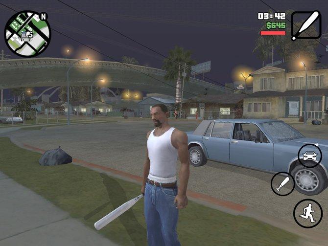 Carl Johnson, auch als CJ bekannt, kehrt auf iOS und Android nach Los Santos zurück.