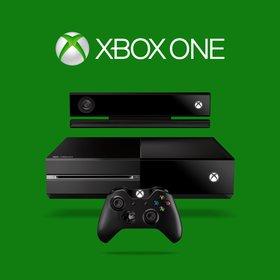 Xbox One: Der Kinect-Sensor (oben) gehört zum Lieferumfang der Konsole.