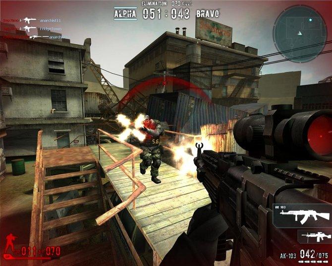 Den Ego-Shooter Combat Arms könnt ihr kostenlos über euren Browser spielen.
