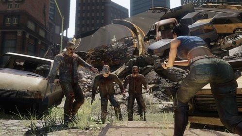 Drei Zombies gegen eine Dame - Alltag in The War Z.