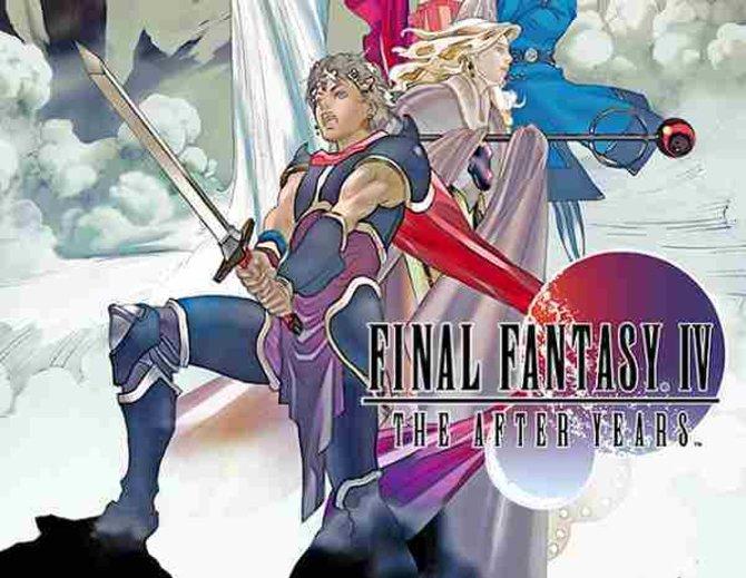 Final Fantasy 4 - The After Years ist eine Fortsetzung von Final Fantasy 4 auf dem Super Nintendo.