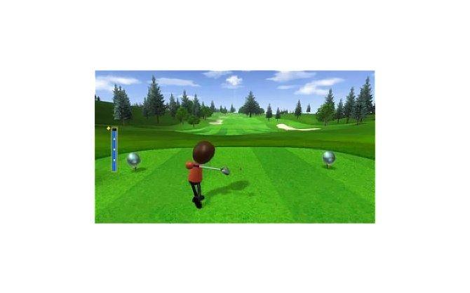 In einem Paket mit dem Nintendo Wii wird Wii Sports verkauft, das ...