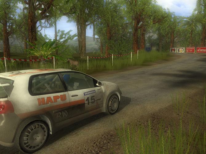 Скриншот #7 - Хорошие игры. Xpand Rally Xtreme PC, Jewel.