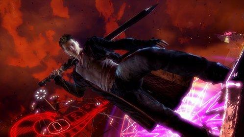 Auch wenn er in DmC - Devil May Cry anders aussieht, Dante hat immer noch eine große Klappe.