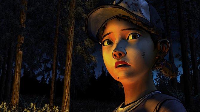 Clementine, die junge Heldin von The Walking Dead - Staffel 2.