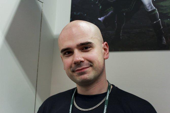 Doru Apreotesei gibt uns einen kurzen Einblick in Might & Magic Heroes Online auf der Spielemesse Gamescom.