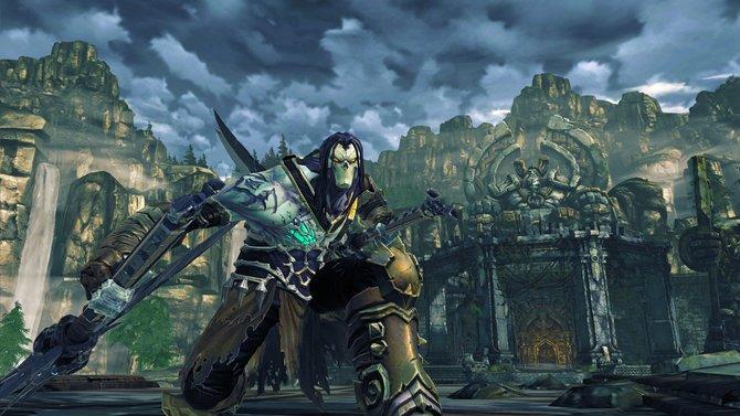 """Nach seinem Bruder """"Krieg"""" im ersten Teil folgt der """"Tod"""" in Darksiders 2."""