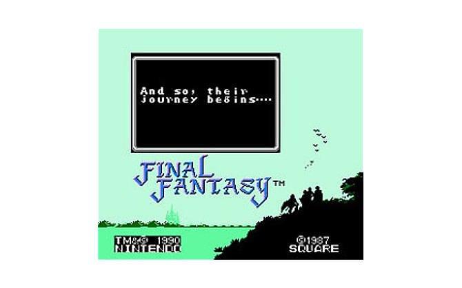 Schon im Original-Final Fantasy sind viele der bekannten ...