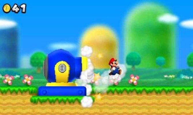 In New Super Mario Bros. 2 hüpft und springt ihr in ...
