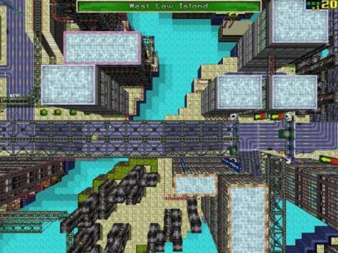 Schon in GTA 1 konnte man durch Metropolen ...
