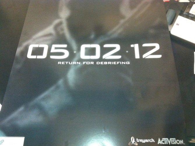 Seht ihr hier das erste Poster zu Call of Duty - Black Ops 2?
