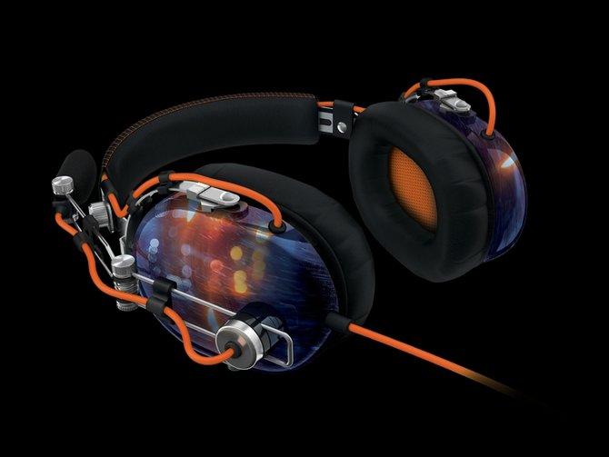 Das Headset Blackshark im Battlefield-Design soll am 29. Oktober 2013 erscheinen.