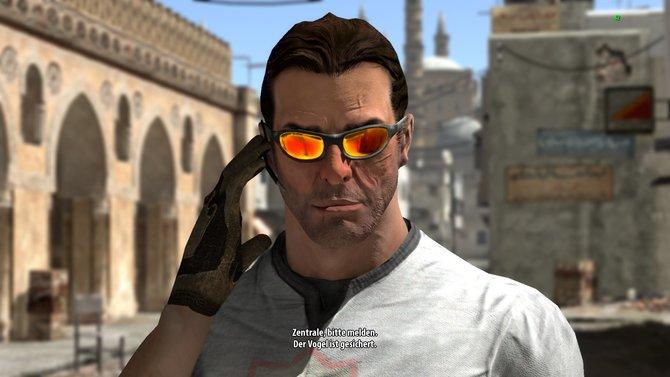 "Sam ""Serious"" Stone macht Duke Nukem in jeder Hinsicht Konkurrenz."
