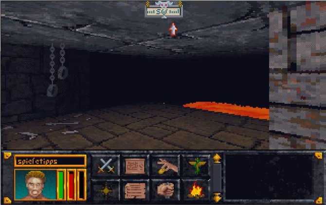 Das erste Elder Scrolls erscheint 1994 unter dem Namen Arena. Ursprünglich als Gladiatoren-Spiel gedacht, wird das Spiel in der Entwicklung zum Rollenspiel-Epos.