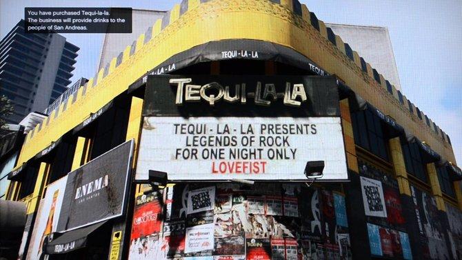 Das Tequi La La gibt es auch in der echten Welt. Allerdings ist der Rockclub besser bekannt als ...