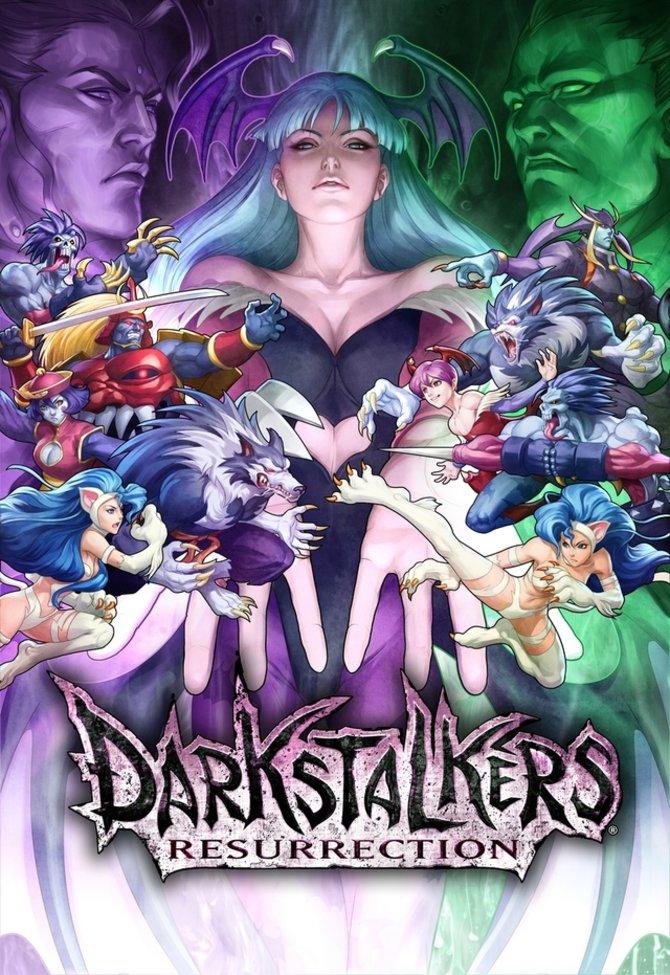Das letzte neue Darkstalkers-Spiel erschien tatsächlich noch in den 90er Jahren! Zeit für ein Comeback!