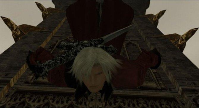 Dante beginnt sein zweites Abenteuer mit gewohnter Lässigkeit.