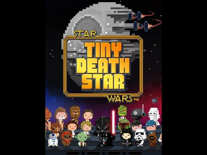 In Star Wars Tiny Death Star errichtet ihr euren eigenen Todesstern.
