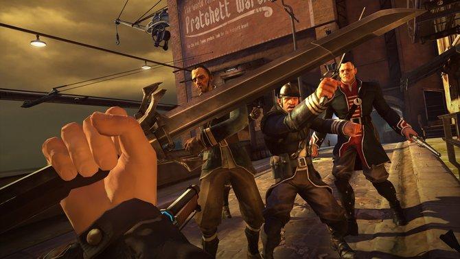 Dishonored: In einer alternativen Realität kämpft ihr als Corvo Attano gegen eine üble Verschwörung.