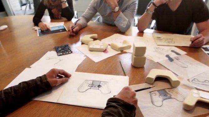 Die Entwickler der Konsole grübeln, wie sie den Controller am besten gestalten. Der hat laut ihren Angaben eine der höchsten Prioritäten bei dem Projekt.