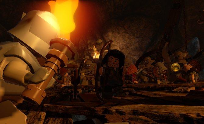 Von Goblins umzingelt, aber die Zwerge finden immer einen Weg.