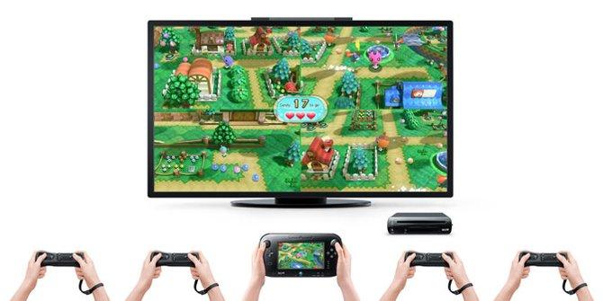 In Nintendo Land tretet ihr zu 12 geselligen Minispielen an.