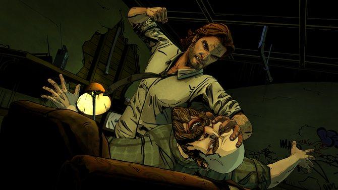 """The Wolf Among Us spielt in der Welt der Comic-Reihe """"Fables"""". In der Geschichte landen die Charaktere bekannter Märchen in der realen Welt."""