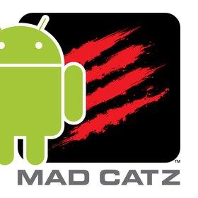 Mad Catz und Android: Das neue Traumpaar für Mobil-Spieler?