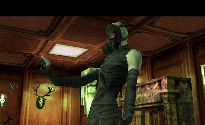 Psycho Mantis ist schon eine bemerkenswerte Erscheinung.