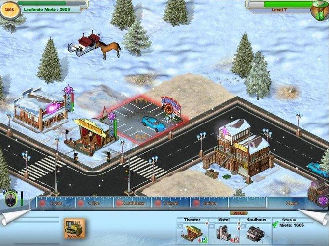 Ein Feuerwerk an spielerischen Einfällen brennt Winter Resort Tycoon ab. Sei es der ...