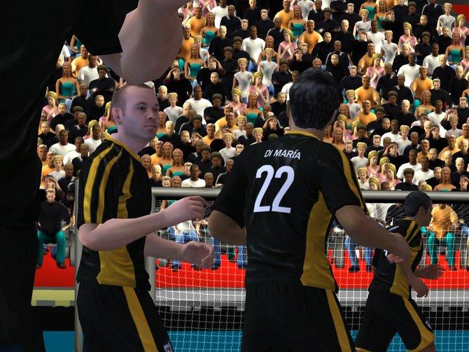 Auch auf Mobilgeräten macht FIFA 14 eine gute Figur.