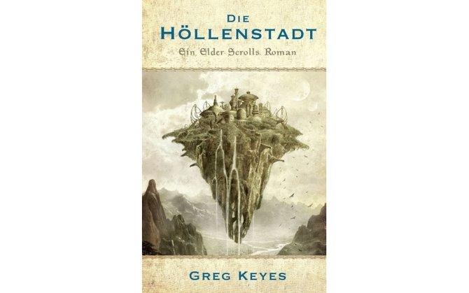 """Seit 2010 gibt es sogar einen Roman zur Elder-Scrolls-Reihe namens """"Die Höllenstadt"""". Die Geschichte spielt rund 40 Jahre nach Oblivion. Ein zweitea Buch ..."""