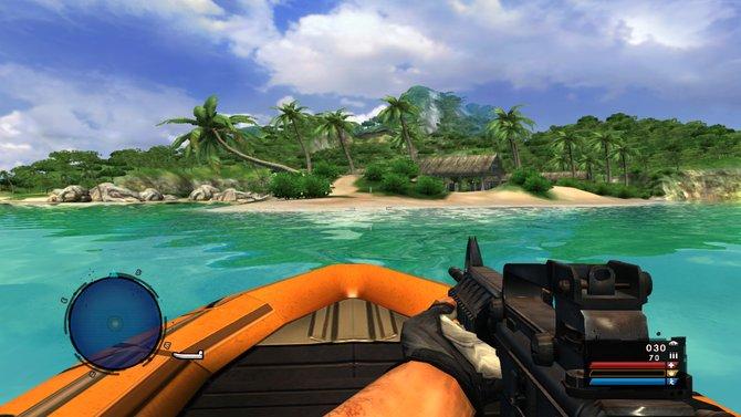 In Far Cry Classic schlüpft ihr in das Hawaii-Hemd von Jack Carver.
