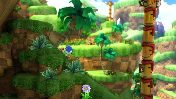 Das Spiel bietet euch verschiedene Arten der Fortbewegung. Steile Berge rauf oder runter zu ...