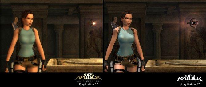 Die Spiele bieten mehr Licht und Schatten auf PlayStation 3 ...