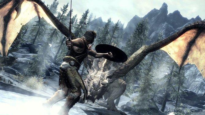 Drachen sind gefährliche Gegner. Im Nahkampf solltet ihr den ...