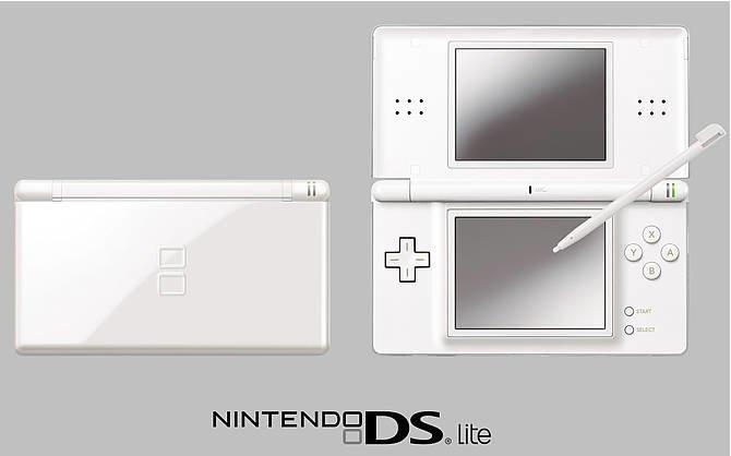 Der DS Lite ist vom Design her ein großer Wurf geworden. Neben der ...