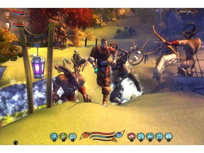 Скачать Silverfall v1.16 Patch (94.88 MB). Action-RPG Silverfall вышла нед