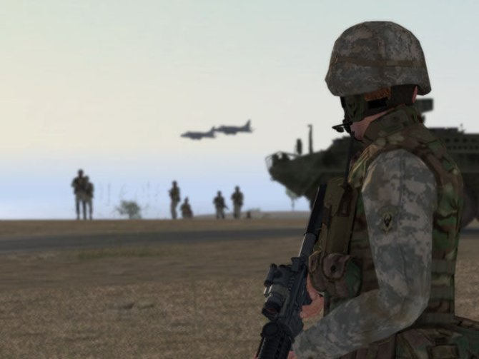 In der Softwaresammlung ArmaX findet ihr Armed Assault und ArmA 2 samt Erweitungen.