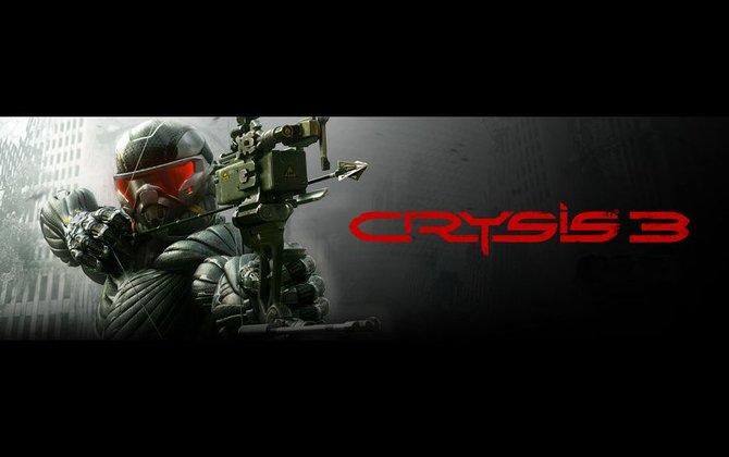 Das angebliche Titelmotiv zu Crysis 3 zeigt: Ihr könntet über Pfeil und Bogen verfügen.