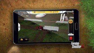 Landwirtschafts Simulator 14 iOS Trailer