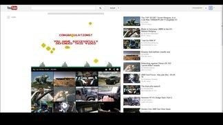Missile Command auf Youtube