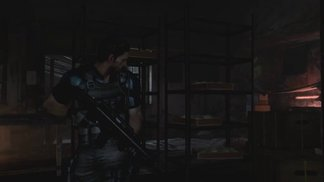 RESIDENT EVIL 6 (Chris Redfield / Gameplay-Video /  San Diego / Comic-Con-Version)